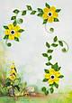 Объемный квиллинг «Весенние цветы», фото 2
