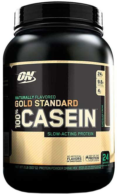 Протеин Optimum Nutrition 100% Gold Standard Casein Natural 907 g