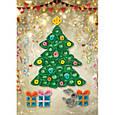 3Д квиллинг «Праздничная елка», фото 2