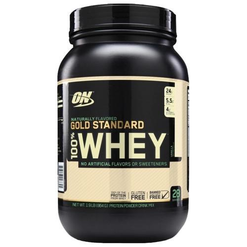 Протеин Optimum Nutrition 100% Whey Gold Standard Natural 864 g