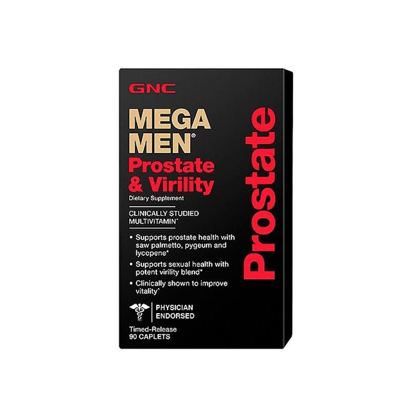 GNC Mega Men Prostate and Virility 90 таб
