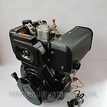 Дизельный двигатель WM-186 FBE с электростартером