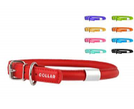 CoLLar Glamour ошейник для собак круглый с адресником ( 39-47 см ) (3477)