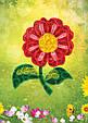 Объемный квиллинг «Цветок», фото 2