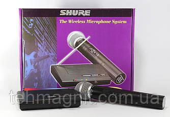 Радиомикрофон беспроводной микрофон UKC SH-200