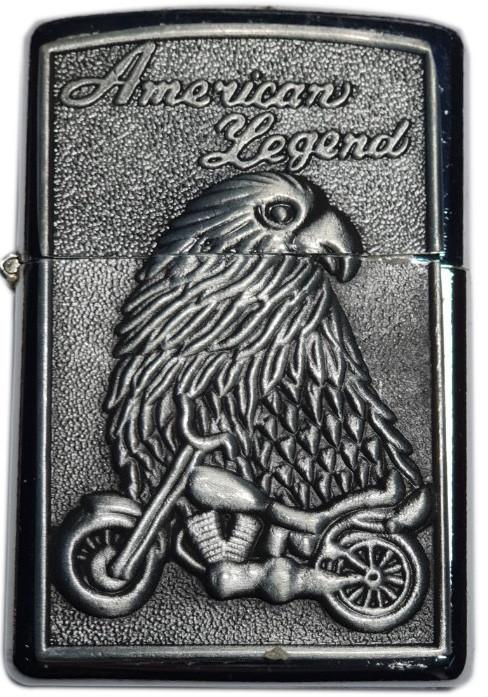 Зажигалка бензиновая American legend