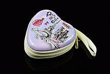 Коробочка жестяная Серце для приятных мелочей