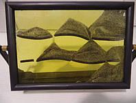Песочная-картинка гора168