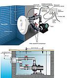 Противоток Emaux EM0055 AFS40 75 м³/год (380) під бетон/лайнер, фото 3