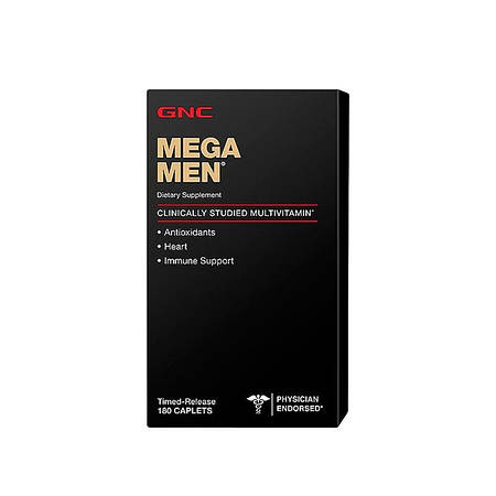 GNC Mega Men 180 таб