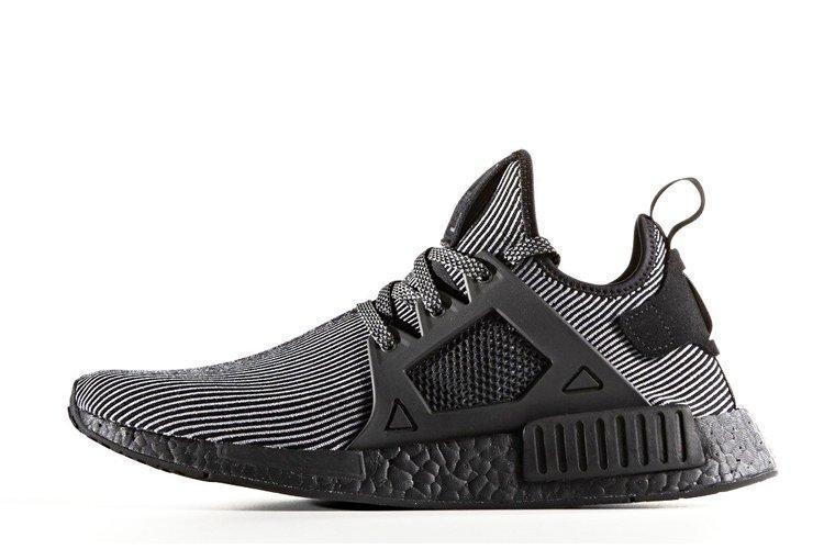 """Оригинальные мужские кроссовки Adidas Originals NMD XR1 """"Core Black"""""""