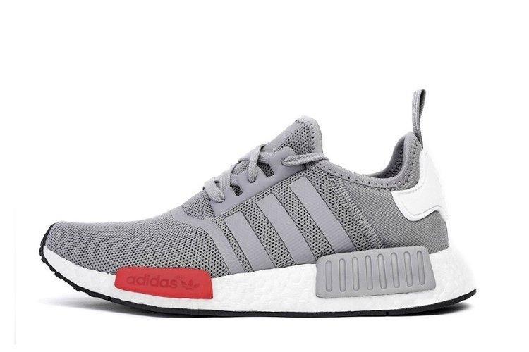 Оригинальные мужские кроссовки Adidas Originals NMD Runner Grey | Адидас серые