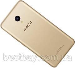 Задня кришка Meizu M5 gold orig