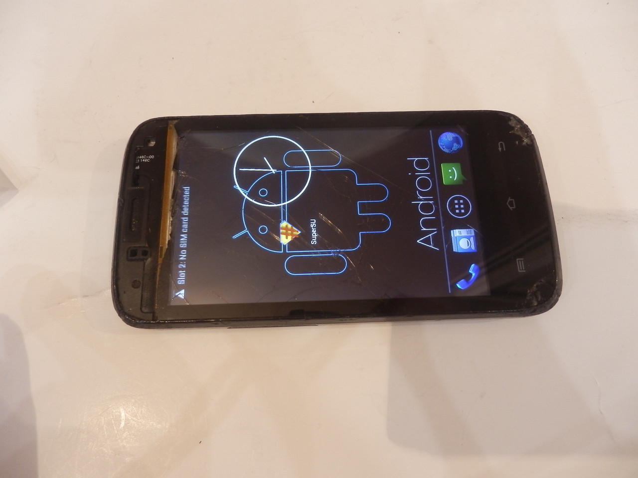 Мобільний телефон Prestigio PAP4055 duo №5841