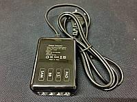 Зарядное устройство 4USB 2.5 А, фото 1