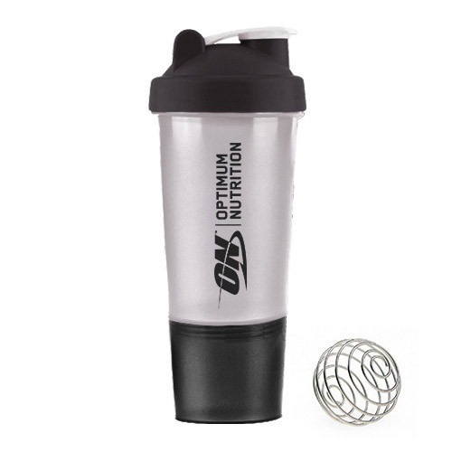 Шейкер Optimum Nutrition Shaker 2 in 1 with metal ball 500 ml
