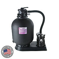 Фильтрационная установка Hayward PowerLine 81072 (10 м3/ч, D500), фото 1
