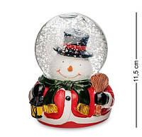 Снежный шар музыкальный, с подсветкой Подготовка к Рождеству PM-51