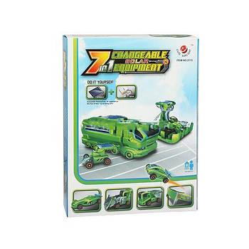 Конструктор на сонячних батареях 7-in-1 Transformer Гарантія якості Швидка доставка