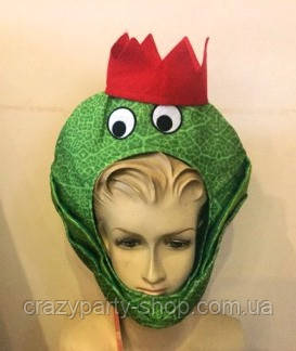 Шапка Царевна лягушка