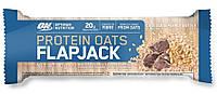 Optimum Protein Oats FlapJack 80g, фото 1