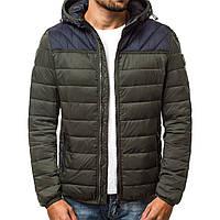 Куртка мужская зимняя (хаки)