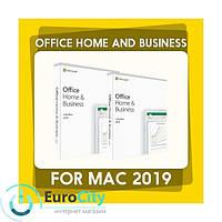 Офисное приложение Microsoft Office Home and Business 2019 для Mac (x32-x64). Электронный ключ активации - 1PC