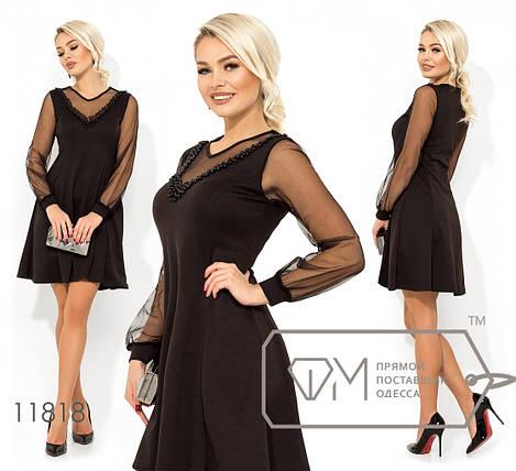 Купить Нарядное платье с жемчугом оптом и в розницу в Одессе от ... 80306669798