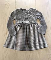 Платье на девочку (р.98-122)   купить оптом