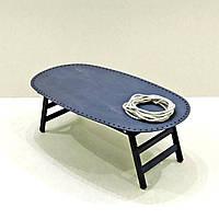 Столик-поднос для завтрака Вайоминг венге (не прошнурованный)