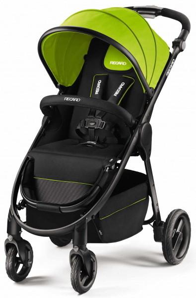 Прогулочная коляска RECARO CityLife / Lime