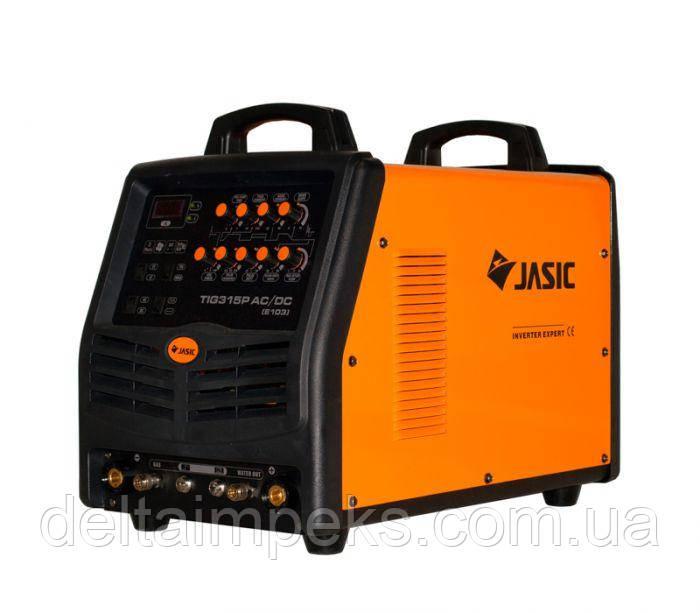 Сварочный аппарат TIG-315P AC/DC (E103) Jasic