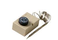 Терморегулятор капиллярный -35/+35°С, Lк=1500мм, для промышленного холодильника, 86х58х34(48)мм, 250V, 16A