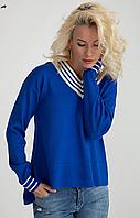 Женский вязаный свитер. S и M - размеры., фото 1