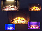 Электрокамин Goodfire 26 LED wf, real visual, LED, обогрев, фото 5