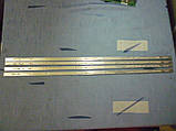 Светодиодные LED-линейки LB-PM3030-GJEU434X8AQY2-Y (матрица TPT430H3-FHBN10.K)., фото 6