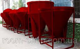 """Бадьи (бункера, емкости, тары) """"Рюмки""""  конусные объем 0,75 куб. м., фото 3"""