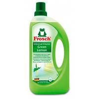 Универсальный очиститель для полов Frosch Лайм