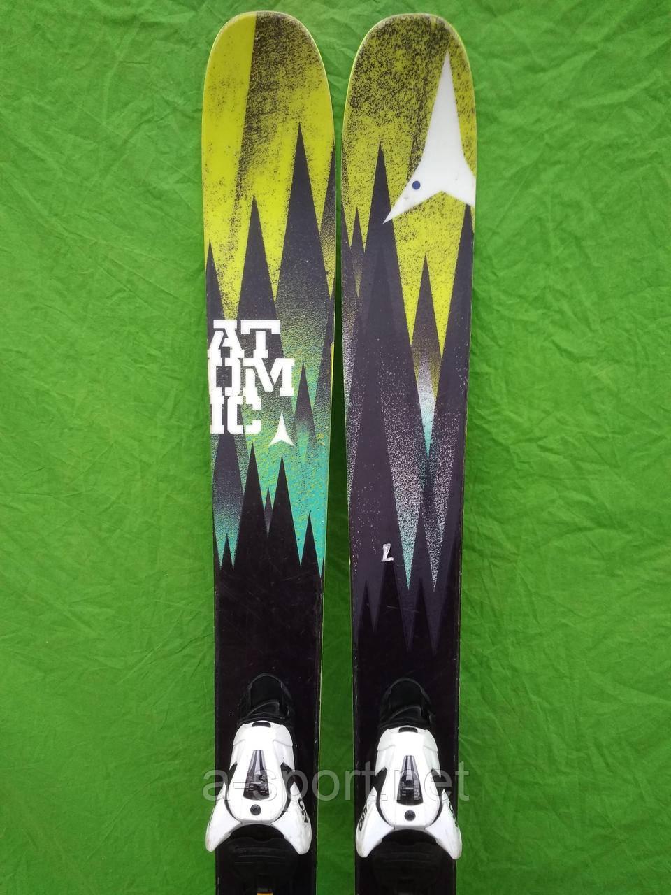 Atomic access 161 см гірські лижі для фрірайду
