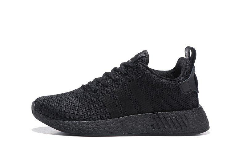 Оригинальные мужские кроссовки Adidas Ultra Boost NMD City Sock 2 PK All Black
