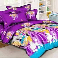 Комплект детского постельного белья Комфорт-текстиль Сказочная страна ранфорс