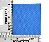 Термопрокладка 3KS 3K800 G24 1.0 мм 50x50 синя 8 Вт/(м*К) термоінтерфейс для ноутбука (TPr-3K8W-G24), фото 4