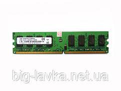 Память для ПК 2GB DDR2 800MHz Для INTEL и AMD