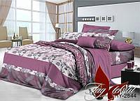 Полуторный комплект постельного белья XHY2844