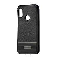 Чехол-накладка DK-Case South Leather Rugged для Xiaomi Mi Max 3 (black)