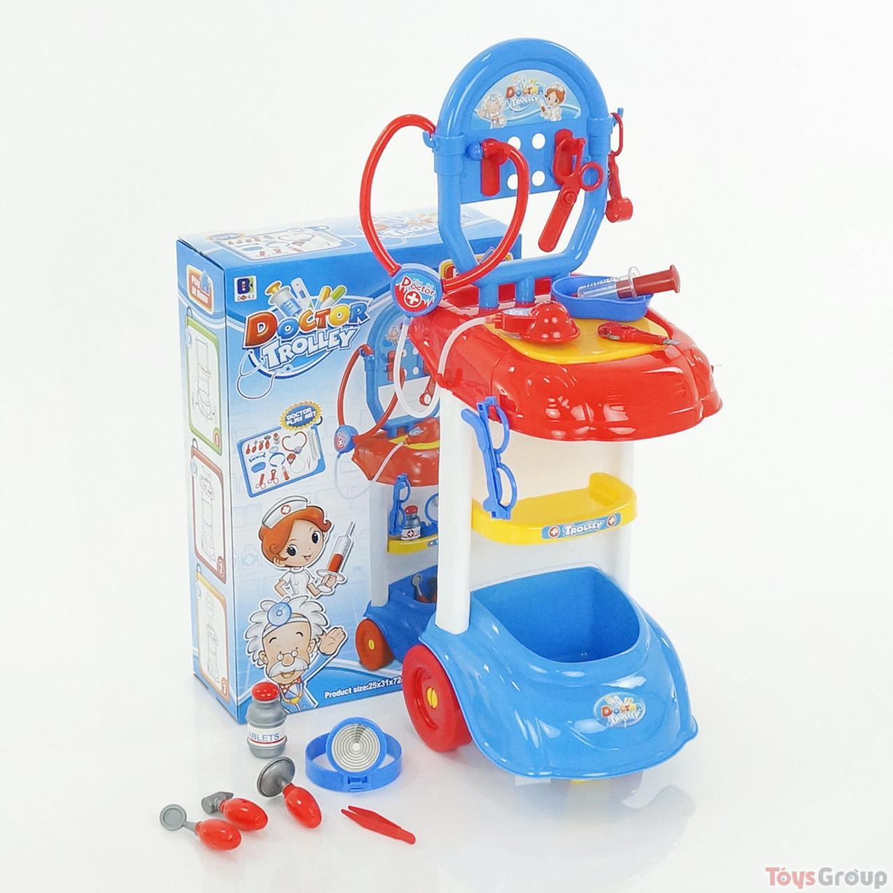 Детский набор доктора 661-170 (8) в коробке