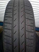 Шины б\у, летние: 175/70R14 Bridgestone B250, фото 1