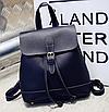 Рюкзак женский сумка трансформер Daily Woman Черный, фото 3