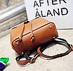 Рюкзак женский сумка трансформер Daily Woman Черный, фото 7