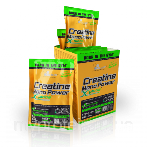 Креатин моногидрат пауер Creatine Mono Powder (220 g)